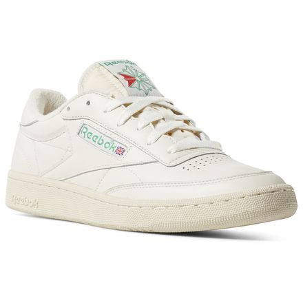Reebok Club C 1985 TV Unisex Court Shoes in Off White