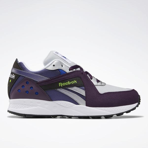 Reebok Pyro Women's Retro Running Shoes in Midnight Ink