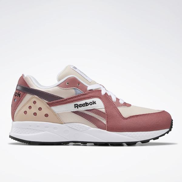 Reebok Pyro Women's Retro Running Shoes in Rose Dust