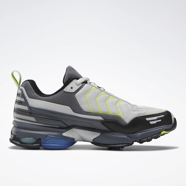 Reebok DMX6 MMI Unisex Retro Running, Lifestyle Shoes in Grey