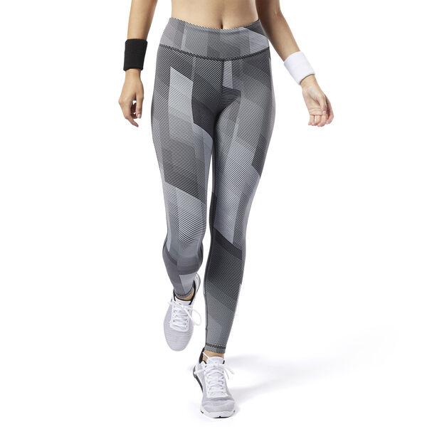 Reebok LUX Tights 2.0 Women's Training Leggings in Grey