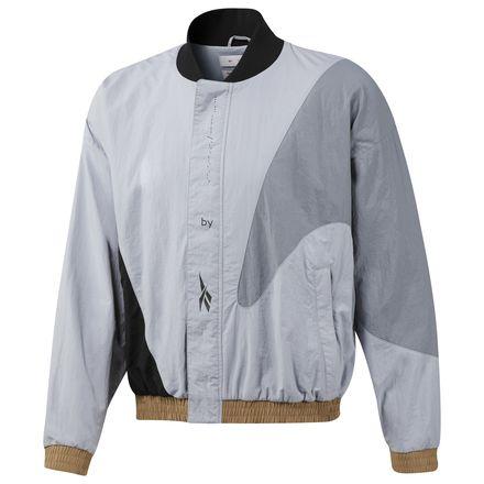 Reebok Classics x Pyer Moss Daytona Men's Bomber Jacket in Grey
