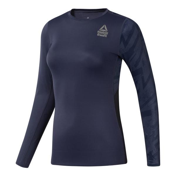 Reebok CrossFit® Women's Training Paddle Tee in Heritage Navy