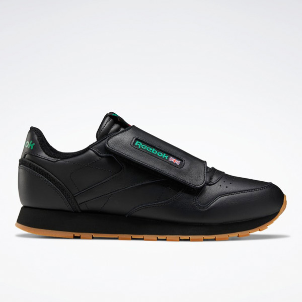 Reebok Classic Leather Stomper Men's Shoes in Black