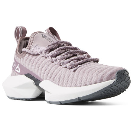Reebok Women's Lifestyle Running Shoes Sole Fury SE in Lilac