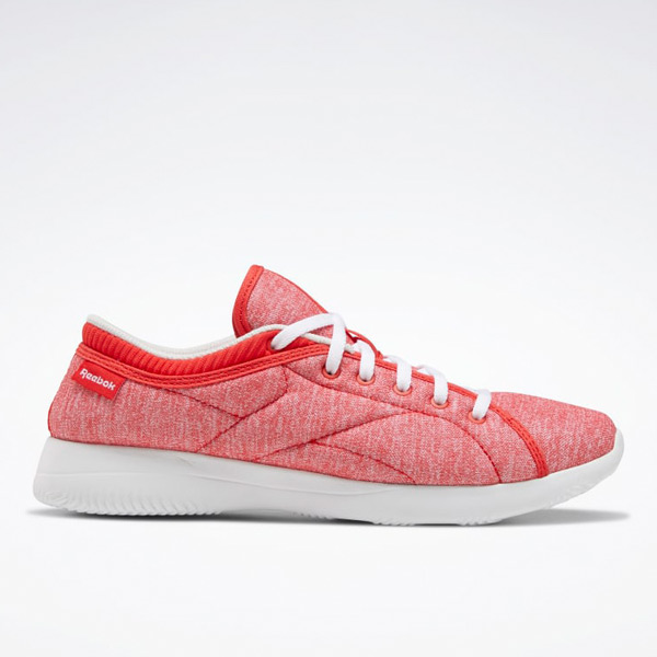 Reebok Runaround Women's Walking Shoes in Red