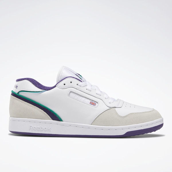 Reebok Men's Court, Lifestyle Shoes ACT 300 MU in White