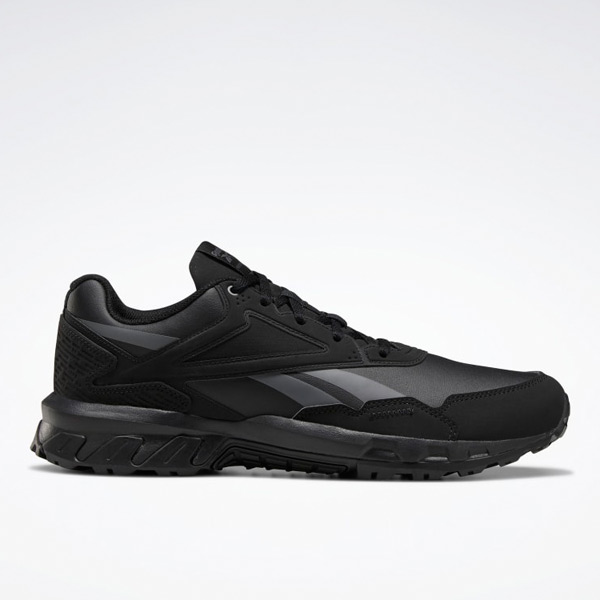 Reebok Ridgerider 5 Men's Trail Walking Shoes in Black