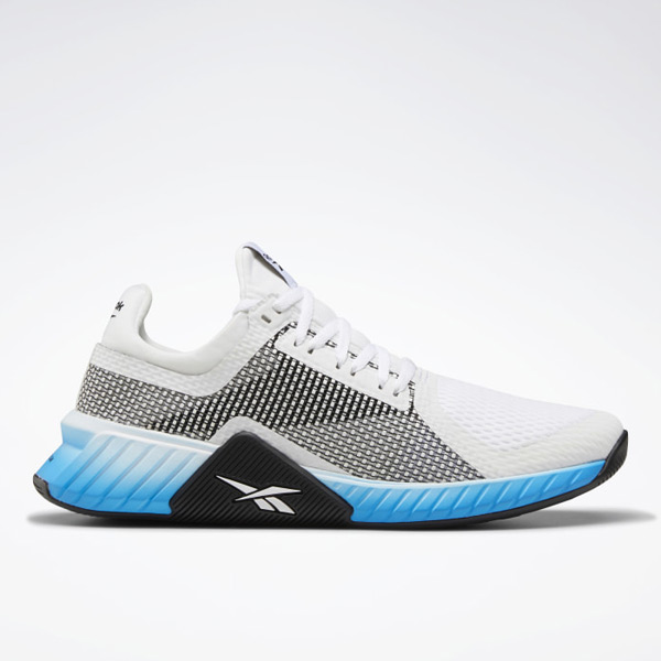 Reebok Flashfilm Trainer Men's Training Shoes in White