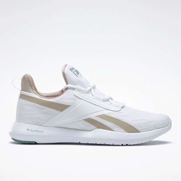 Reebok Reago Pulse 2 Women's Training Shoes in White