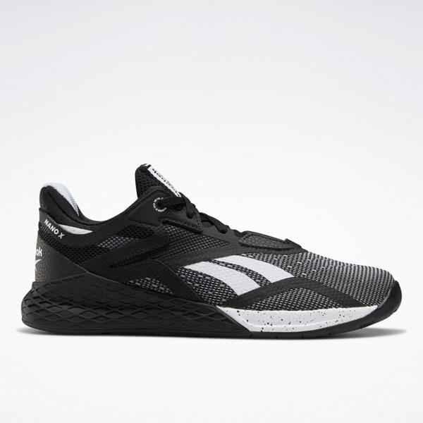 Reebok Nano X Women's Training Shoes in Black