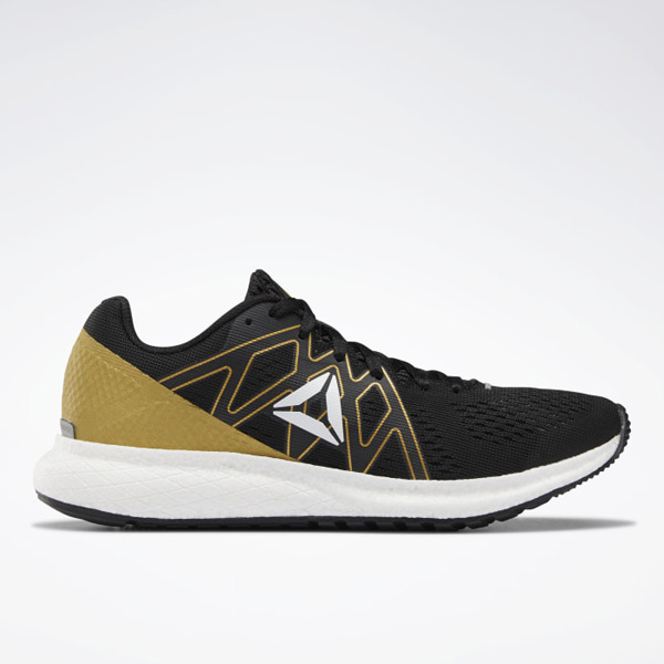 Reebok Forever Floatride Energy Women's Running Shoes in Black / Gold