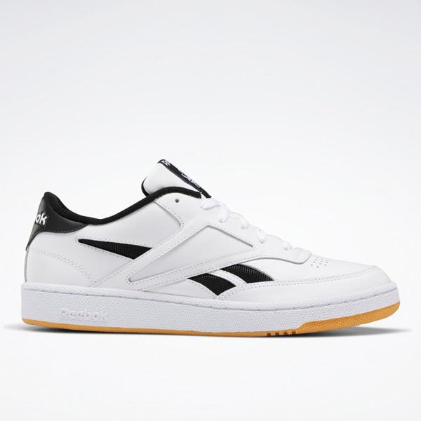 Reebok Club C Revenge Mark Men's Shoes in White
