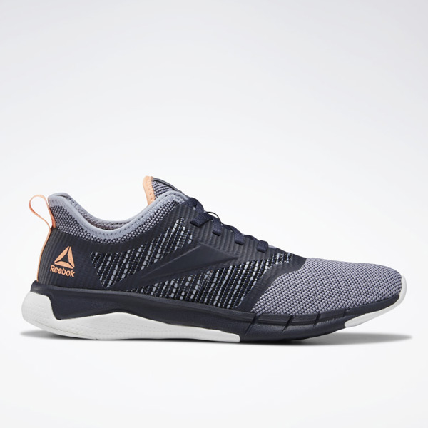 Reebok Print Run 3.0 Women's Running Shoes in Navy