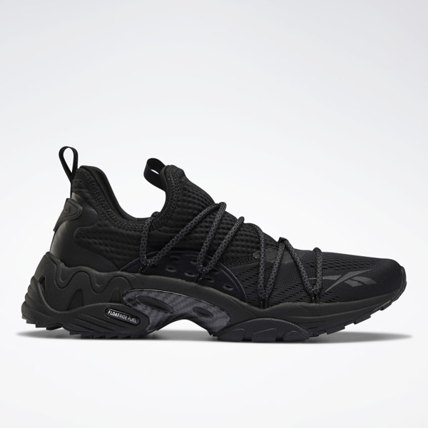Reebok Unisex Running Shoes Trideca 200 in Black