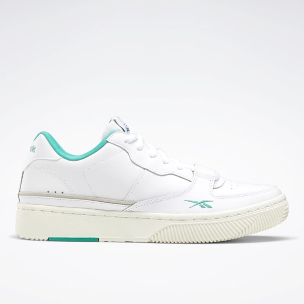 Reebok Dual Court Women's Tennis Shoes in White