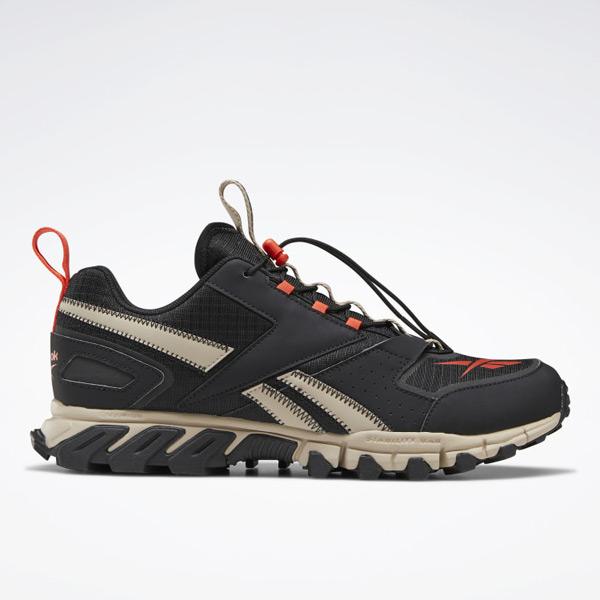Reebok DMXPERT Unisex Trail Shoes in Black
