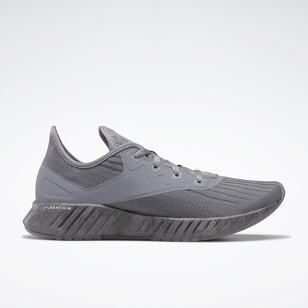 Reebok FLASHFILM 2.0 Women's Running Shoes in Cool Shadow Grey