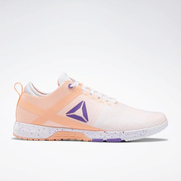 Reebok CrossFit® Grace Women's Training Shoes in White / Sunglow