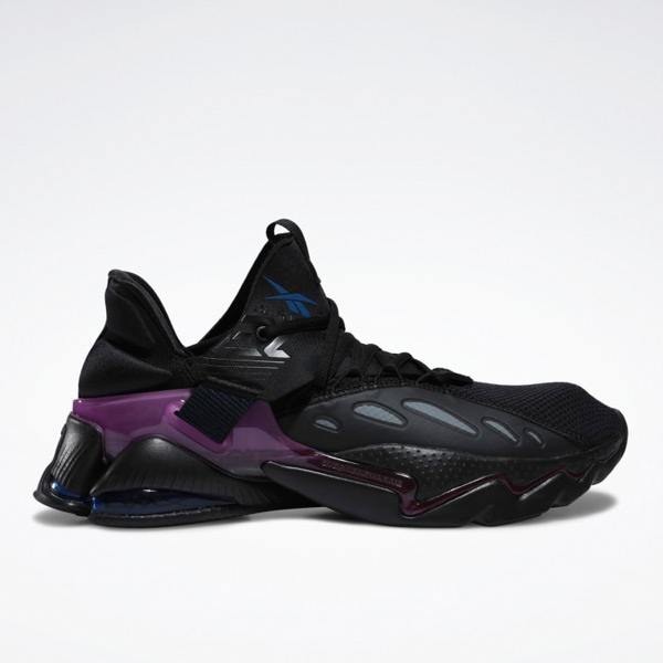 Reebok DMX Elusion 001 FT Low Unisex Running Shoes in Black