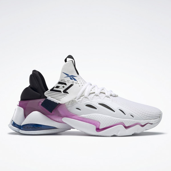 Reebok DMX Elusion 001 FT Low Unisex Running Shoes in White