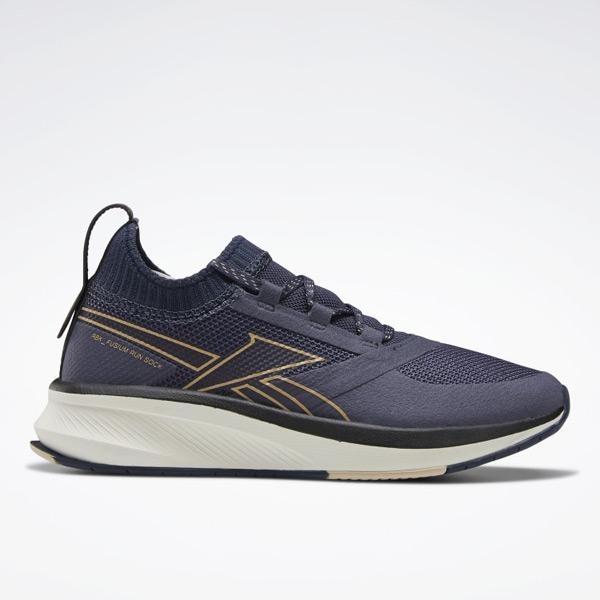 Reebok Fusium Run 2 Sock Women's Running Shoes in Heritage Navy