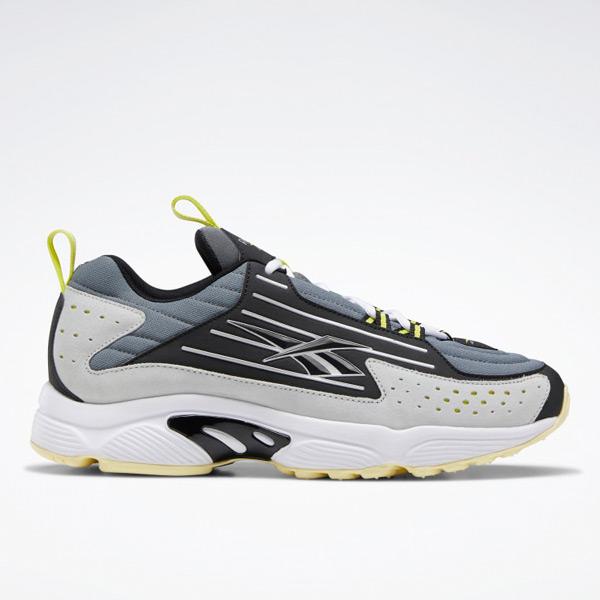 Reebok DMX Series 2200 Unisex Shoes in Grey