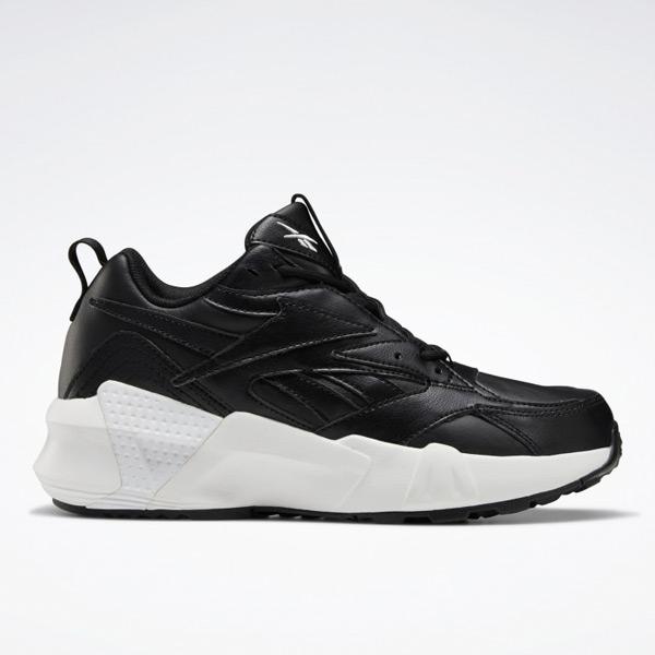 Reebok Aztrek Double Mix Women's Shoes in Black