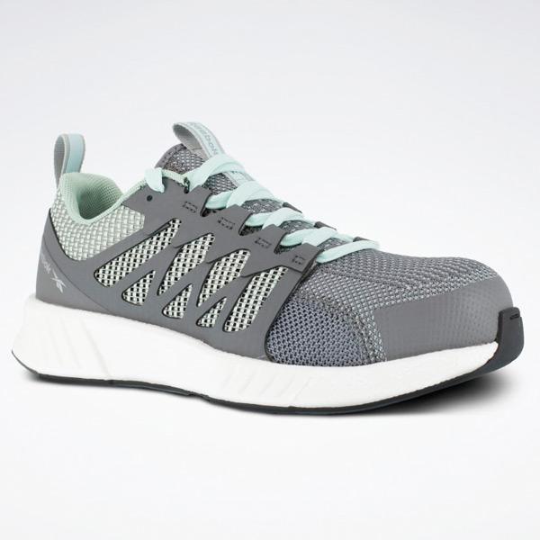 Reebok Fusion Flexweave™ Women's Work Shoes in Grey