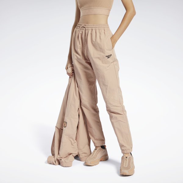 Reebok Gigi Hadid Women's Lifestyle Track Pants in Field Beige