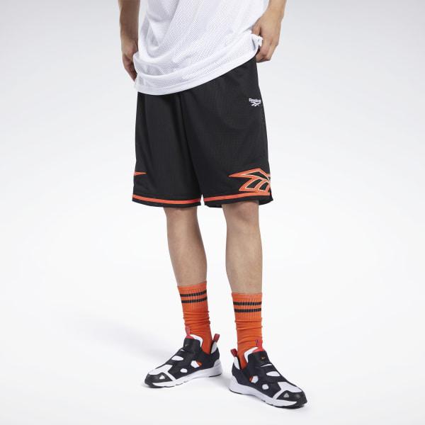 Reebok Classics Men's Basketball Shorts in Black