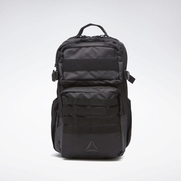 Reebok Unisex Training Day Backpack in Black
