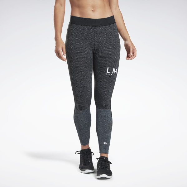 Reebok LES MILLS® MyoKnit Women's Studio Tights in Grey
