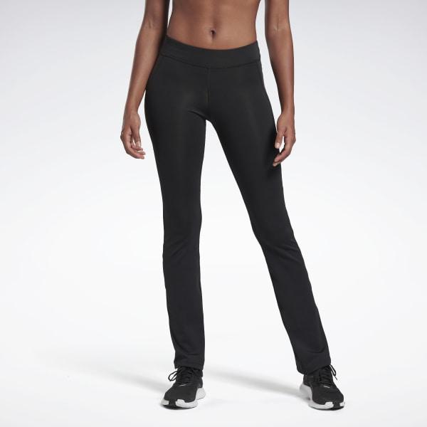 Reebok Workout Ready Women's Training Boot Cut Pants in Black