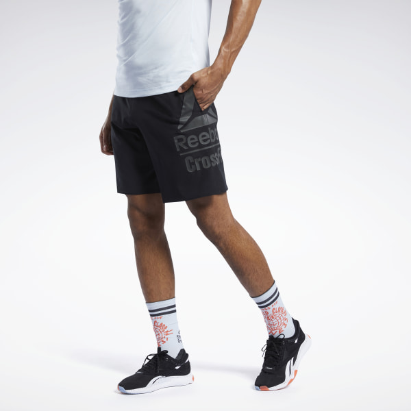 Reebok CrossFit® Epic Base Men's Shorts in Black