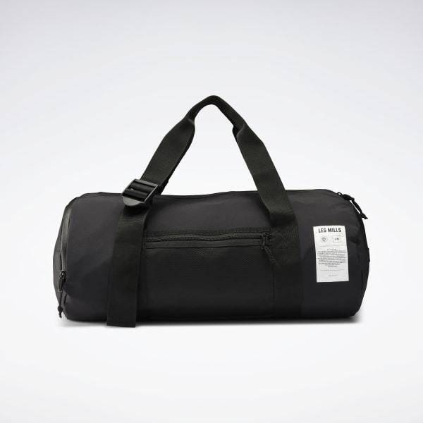Reebok LES MILLS® Duffel Bag in Black