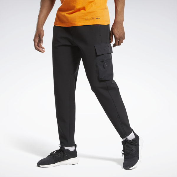 Reebok Edgeworks Men's Training Pants in Black
