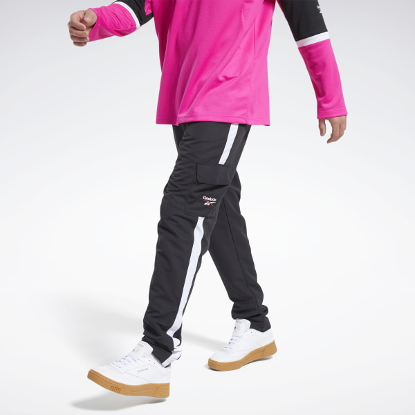 Reebok Classics Team Sports Men's Track Pants in Black