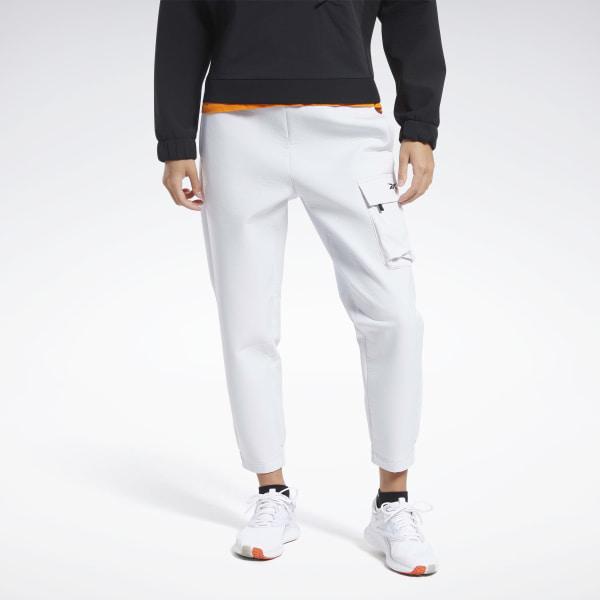 Reebok Edgeworks Women's Training Pants in White