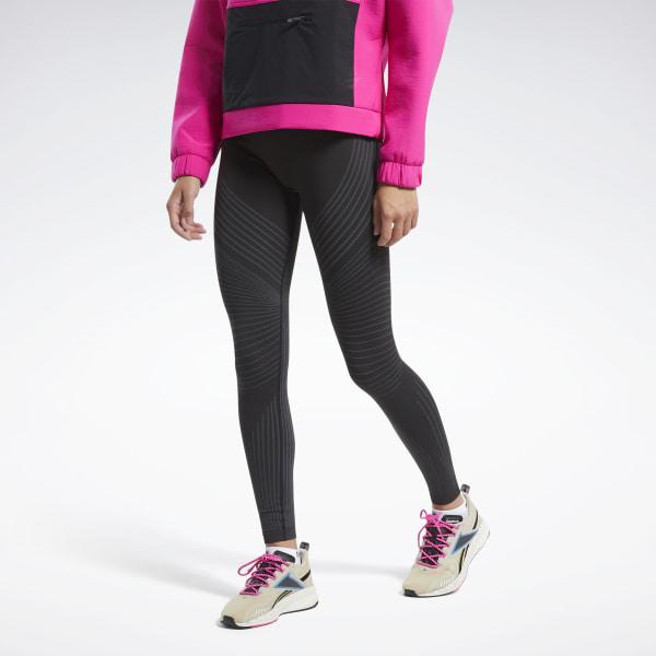 Reebok Women's Training Seamless Tights in Black