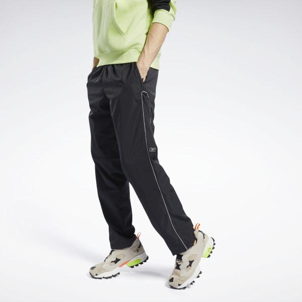 Reebok Unisex Classics Premier Track Pants in Black
