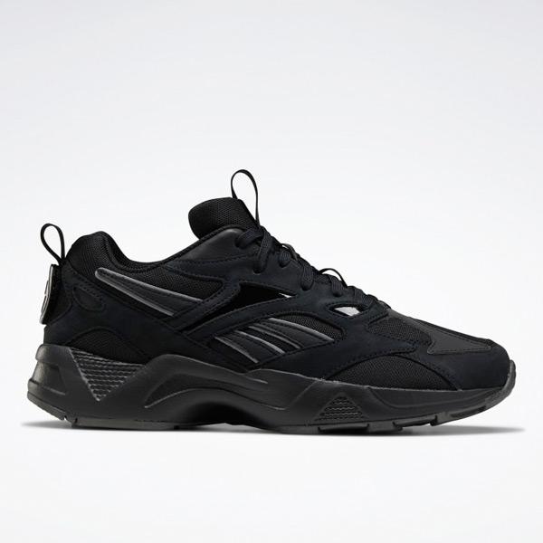 Reebok Aztrek '96 X WondaGurl Unisex Shoes in Black