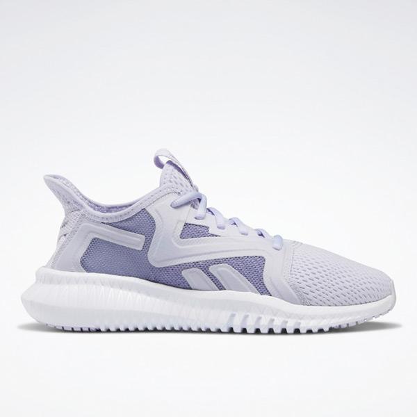 Reebok Flexagon 3 Women's Training Shoes in Purple