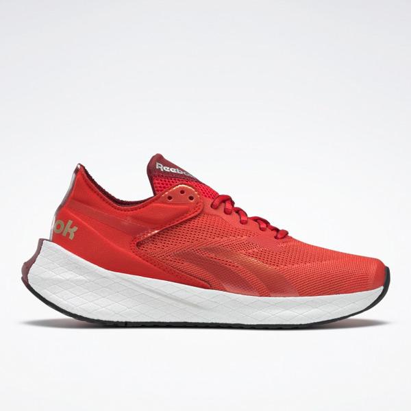 Reebok Floatride Energy Symmetros Women's Running Shoes in Red