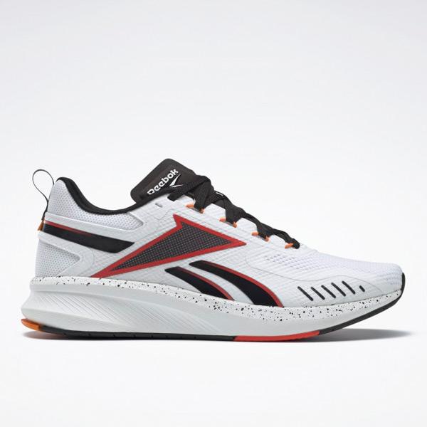 Reebok Unisex Fusium Run 2 Running Shoes in White / Black