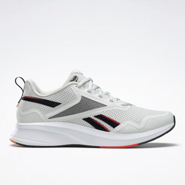 Reebok Unisex Fusium Run Lite Running Shoes in Light Grey