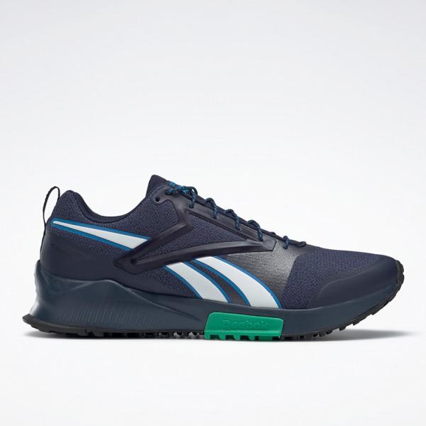 Reebok Lavante Men's Trail Running Shoes in Navy
