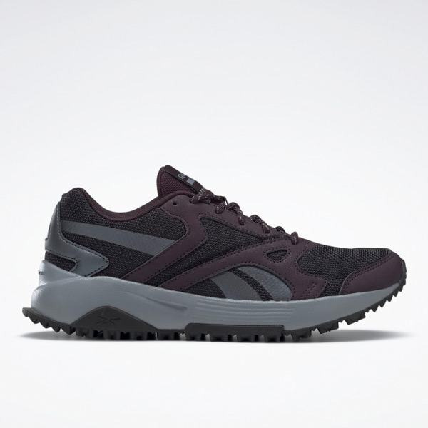 Reebok Lavante Terrain Women's Running Shoes in Midnight Shadow