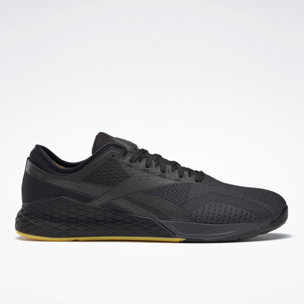 Reebok Nano 9.0 Men's Training Shoes in Black