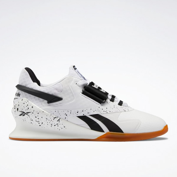 Reebok Women's Legacy Lifter II Weightlifting Shoes in White